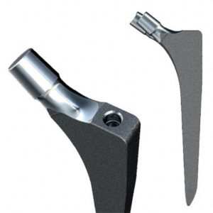 TRJ® Cementless Hip Stem