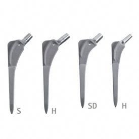 Bicontact® Stem Types