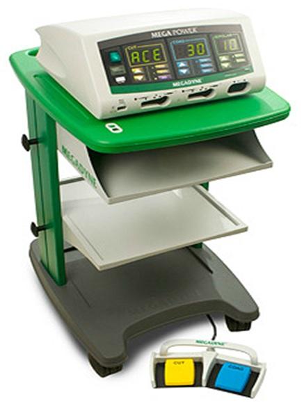 Электрохирургический высокочастотный аппарат (Электрокоагулятор) компании Megadyne Medical Products, Inc. (США)