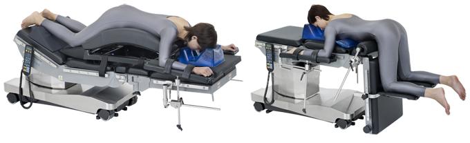 Многофункциональный операционный стол компании Schaerer Medical AG