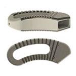 Mежтеловые кейджи из полимерного материала PEEK-Optima с титановым покрытием