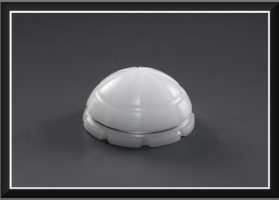 Цементная чашка ТЭП тазобедренного сустава – тип Poldi